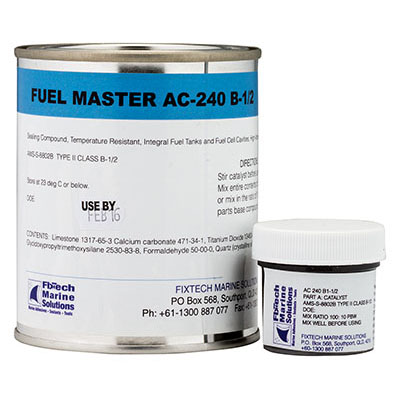 Fuel Master AC-240 plus Catalyst - Bailey Marine